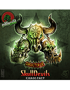 Skull Devils fantasy football chaos pact team goblin guild miniatures
