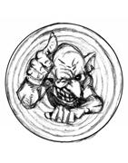 Staff Goblin guild miniatures fantasy football